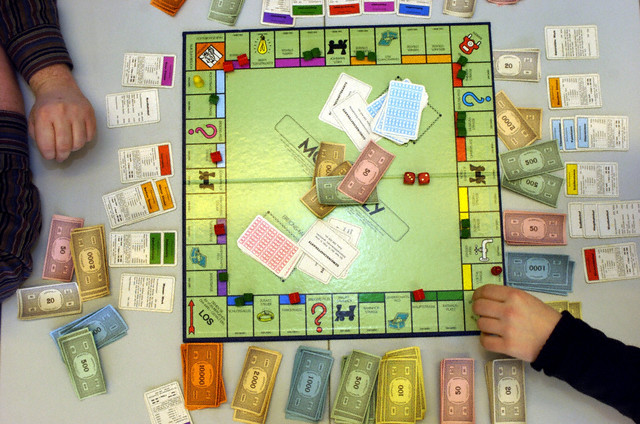 Germany - Leisure - Monopoly Game